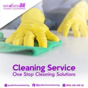 Cleaning Service Adalah