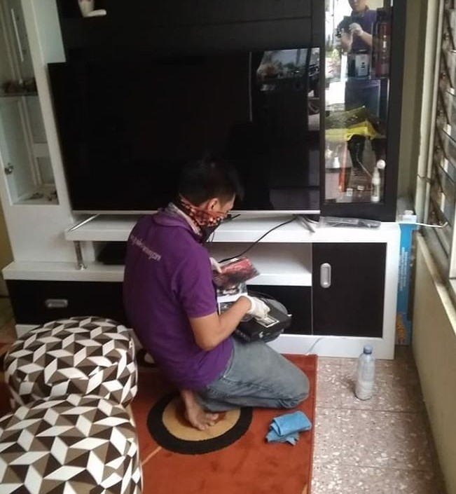 Deep cleaning Rumah Anda dengan Cara-Cara Berikut